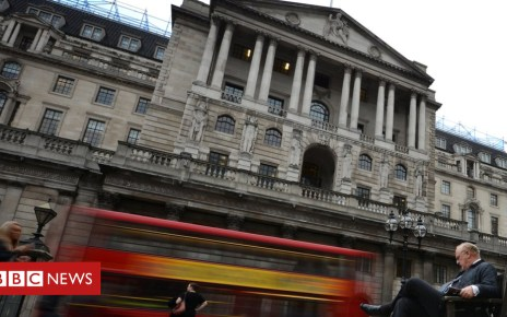 103407087 gettyimages 154742233 - Bank of England keeps UK interest rates on hold
