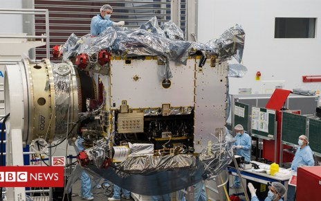 103470284 2 - Solar Orbiter: Spacecraft to leave UK bound for the Sun