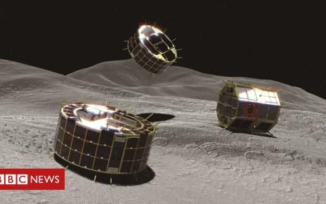 103525112 7481c0da a8fd 4a00 9eb3 0795c598e2f1 - Hayabusa-2: Japan hopes for historic asteroid landing