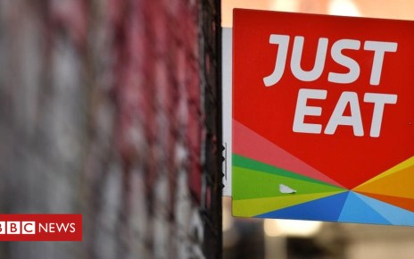 103528335 justeat1 - Uber-Deliveroo 'talks' hit Just Eat's share price