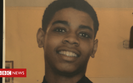 103557922 p06m106x - London knife crime: Who was Jermaine Goupall?