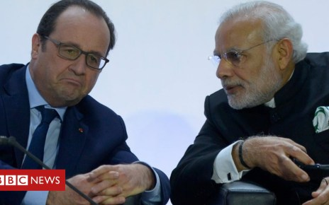 103567475 dc88eb61 e4ef 4f78 a0b4 416ad0bf06a1 - Rafale deal: Why French jets are at the centre of an Indian political storm