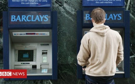 103572925 barclaysatms newscast - Barclays admits PPI compensation error
