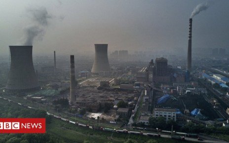 103576280 gettyimages 800065720 - China coal power building boom sparks climate warning