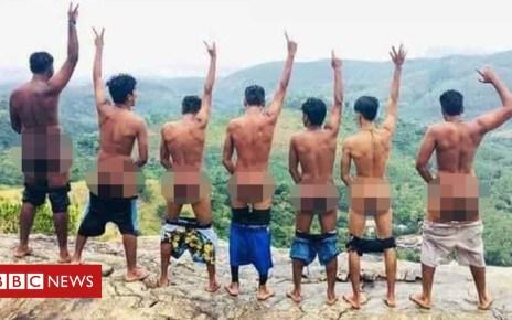 103586228 d94cecce e47d 4c47 a087 3692db36e6d5 - Sri Lanka's Pidurangala Rock: Bare bums stir trouble