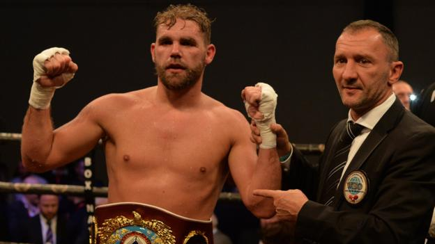 103609173 billyjoesaunders getty - I'm clean, insists boxer Saunders after adverse test