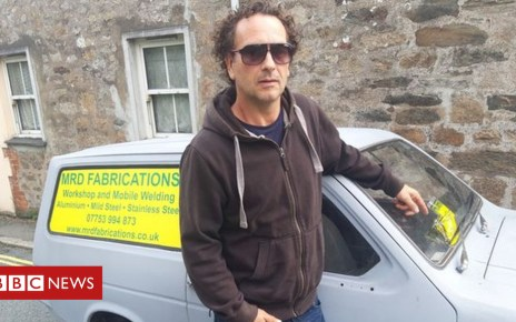 103617825 tonygibbs1 - Cornwall Council subcontractors admit double yellow lines lie