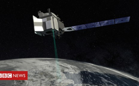 99848491 dadd7c31 dd3f 4e22 8f9d 4879935ecdf2 - ICESat: Space laser to get unprecedented view of Earth's ice