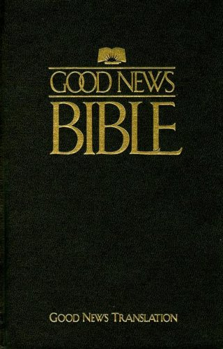 Text Bible Good News - Text Bible-Good News
