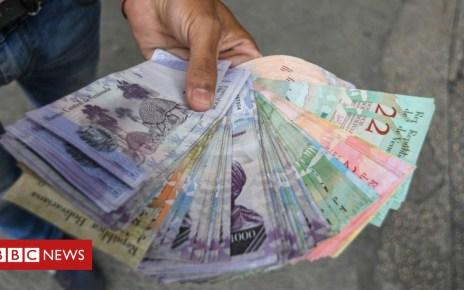 103581811 gettyimages 1026053796 - Gold, rabbits and crypto: Venezuela's strange economic plans