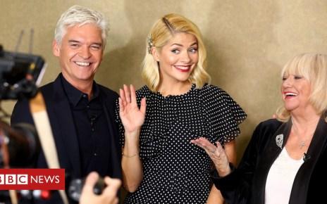 103670726 tmgett - This Morning: ITV show receives special Bafta on its 30th birthday