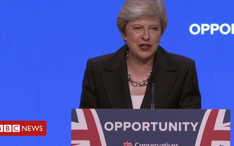 103687005 p06mv8rf - Theresa May: People need to know austerity is over