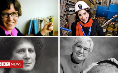 103687780 science comp - Four women who changed the face of physics