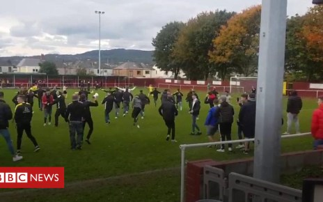 103765868 p06n8ny3 - Moment of glory for 'non-existent' Ynysddu Welfare youth team
