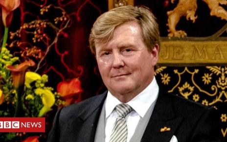 103778070 hi049376817 - Dutch King Willem-Alexander regrets Brexit turbulence