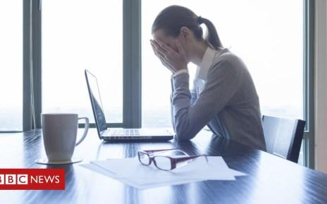 103787349 headinhands4 - Mental health: 'I returned to a deafeningly silent home'