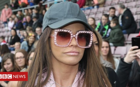 103796313 gettyimages 946619244 - Katie Price arrested on suspicion of drink-driving