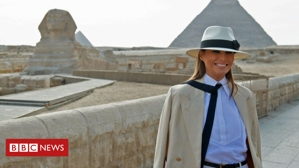 103822895 gettyimages 1046493904 - Melania Trump: 'I'm the most bullied person on the world'