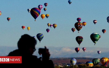 103848608 gettyimages 1048354604 - ICYMI: 'World's largest' balloon festival