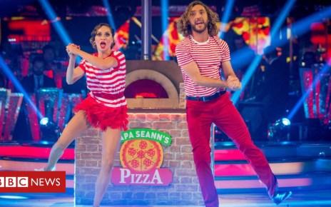 103855565 seannkatya - Strictly Come Dancing: Seann and Katya return to dancefloor