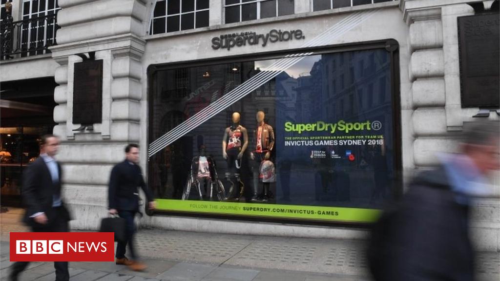 103864897 mediaitem103864896 - Superdry in profit warning after heatwave hits sales