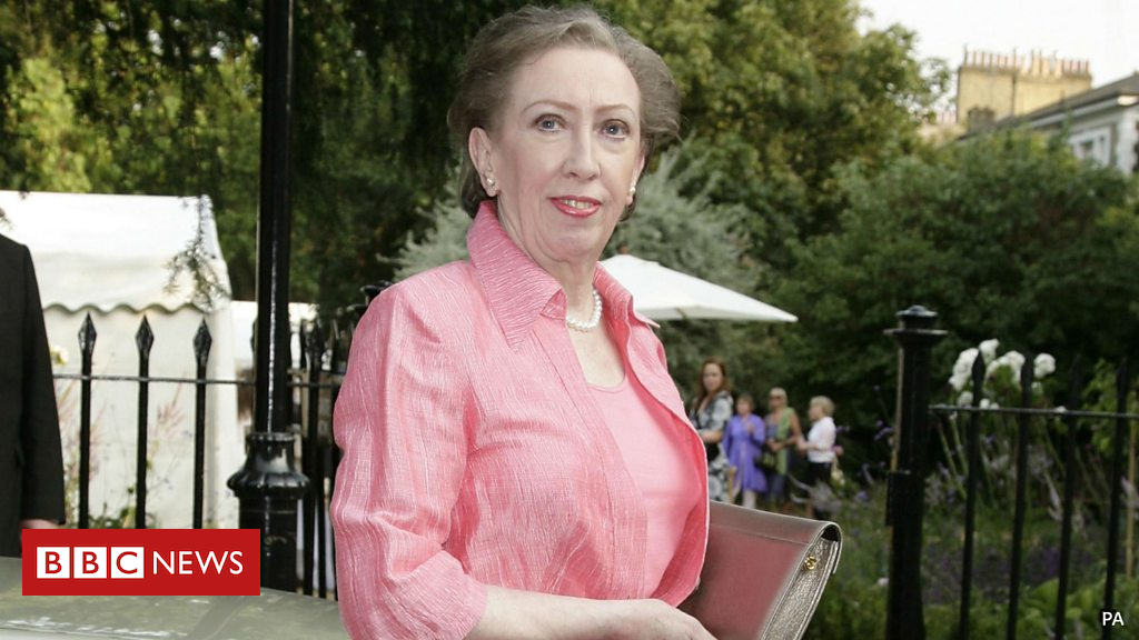 103892231 p06p15bf - Dame Margaret Beckett says Brexit issues 'trump bad behaviour'