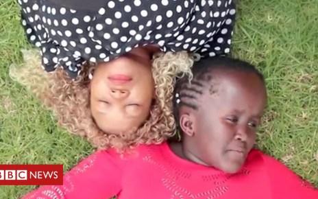 103903591 p06p3923 - Kenyan schoolgirl Angel overcomes bullies to pursue dream of music career