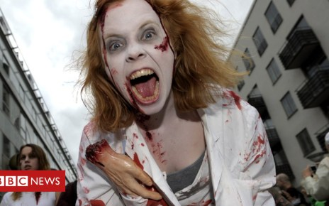 103962340 zombieafp - 'Zombies' wanted for mass dance in Inverness