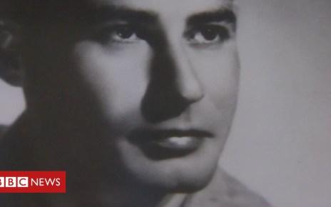103965573 p06pkzcn - Joachim Ronneberg: Norwegian who stopped Nazis' nuclear plans dies