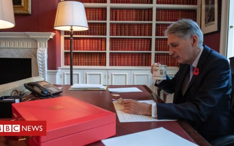104067171 5bc77a0d d86e 4413 9fff d3ca9fe6ad0f - Philip Hammond prepares last Budget before Brexit