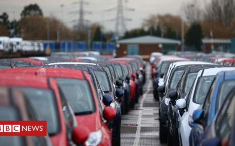 104073093 carsalesgettyimages 461479672 - Car sales drop leaves borrowing growth rate at three-year low