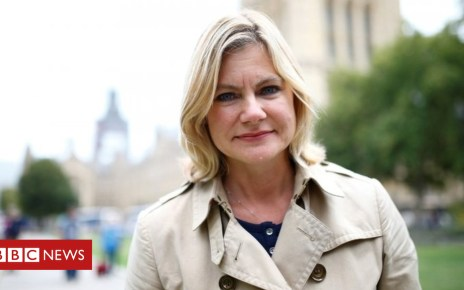 104074464 mediaitem104074463 - Justine Greening 'might consider' Tory leadership bid if vacancy arises
