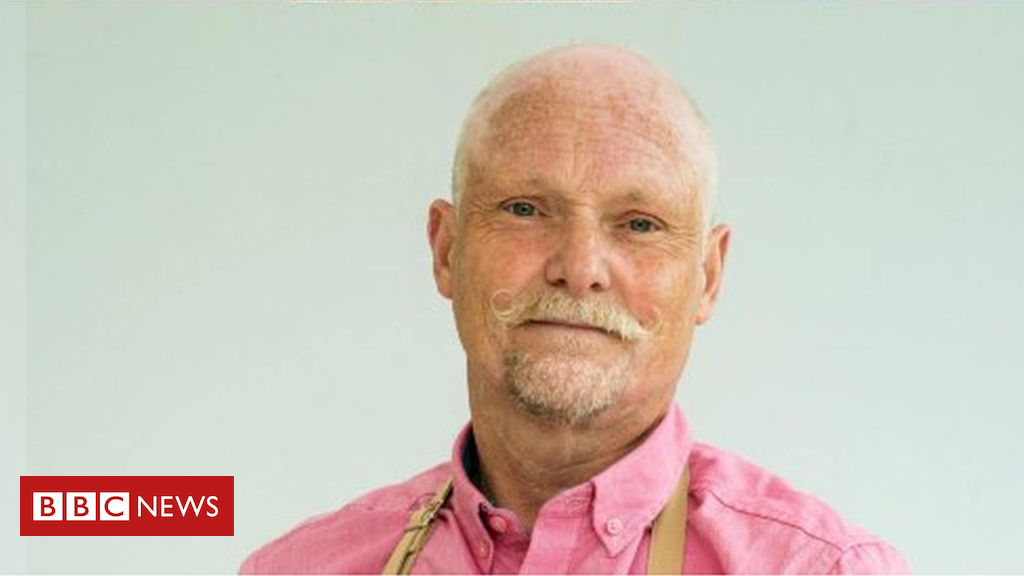 104104831 bakeoff3 - GBBO: Terry 'overwhelmed' by support following wife's death