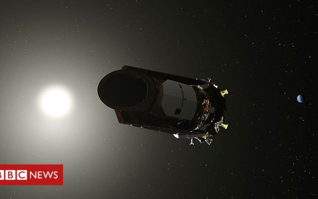 104119298 p06qd7fk - Kepler: Nasa's telescope that found new worlds has been retired