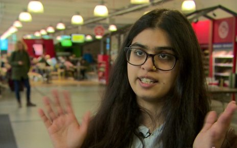 p06mrjd6 - Manchester University student union bans clapping