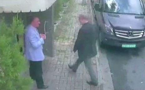 p06nggk2 - Jamal Khashoggi: Turkey's Erdogan urges Saudi Arabia to release images