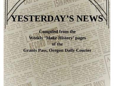 Yesterdays News - Yesterday's News