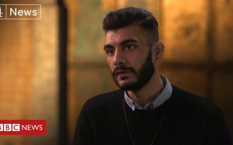 100556378 whistle blowershahmirsanni - Think tank denies role in Brexit whistleblower sacking