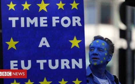 103939760 euturnreuters - Brexit: Business leaders call for second EU vote