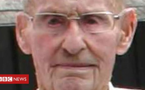 104072913 capture - Devon man, 102, dies after being stuck on roof for three days