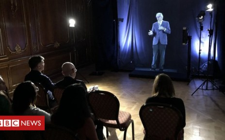 104137653 76d2d7d1 e7f3 4644 8d53 14cb4fd9c99c - 'Hologram' lecturers to teach students at Imperial College London