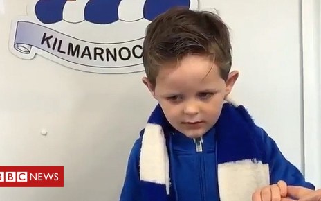 104145712 p06qlhk9 - Four-year-old boy names every Kilmarnock player