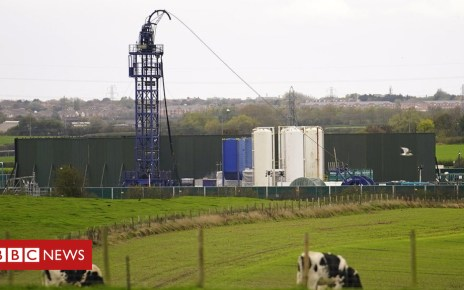 104146936 lp - UK fracking: Shale gas starts flowing, Cuadrilla says
