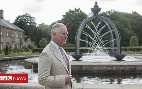 104157494 16817764 high res prince son and heir charles at 70 - 'Prince Charles 'programmed' Harry and William to pick up rubbish
