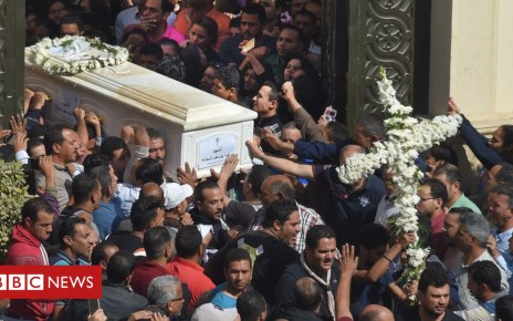 104159529 78345a80 0bbb 4eec bd38 28ed5c218379 - Coptic Christian attack: Egypt police 'kill 19 attackers'