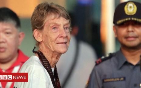104159642 mediaitem104159641 - Patricia Fox: Philippines expels Australian nun and Duterte critic