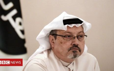 104172843 049907231 - Khashoggi murder: Saudi Arabia 'sent experts' to cover evidence