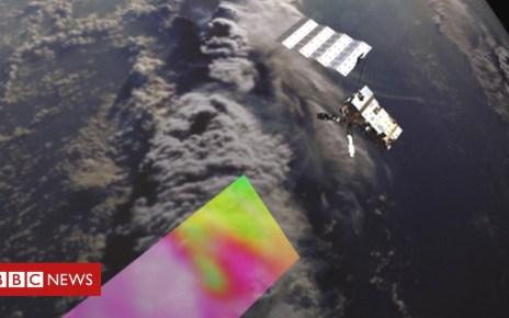 104194492 metop orbital path - Metop weather satellite prepares for lift-off