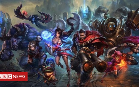 104205780 0c860d8b c495 4867 b0c2 d6f7fe0d3dac - League of Legends firm sued over workers' sexism claims