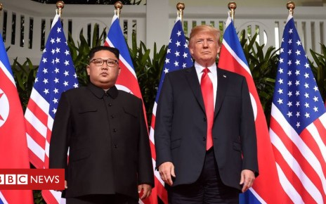 104240760 gettyimages 971756610 - US and North Korea suffer communication breakdown
